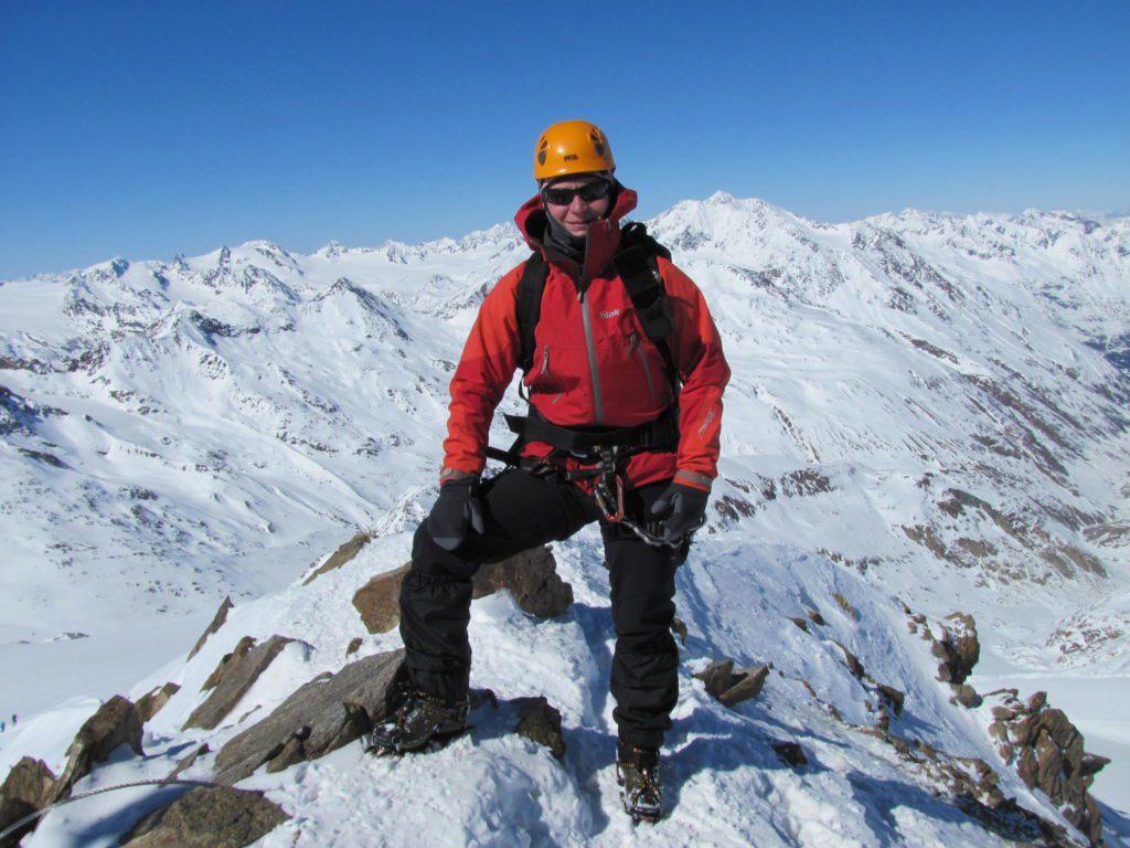 10_Vrchol Similaun (3606 m n.m.)
